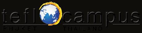 TEFL CAMPUS Logo - Phuket, Thailand