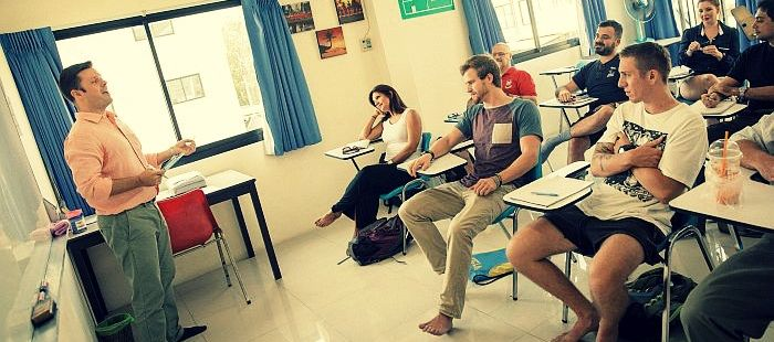 Teacher training - teach English abroad