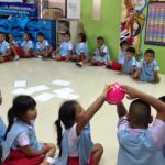 teaching young learners Thailand