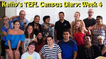 Kathy's TEFL Campus Diary - Phuket, Thailand
