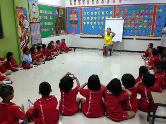 TEFL thailand, TEFL Campus, teaching English in Thailand, young learners, EFL, TEFL jobs, TEFL certification