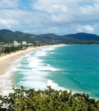 Karon Beach Phuket - Teaching English in Phuket, Thailand