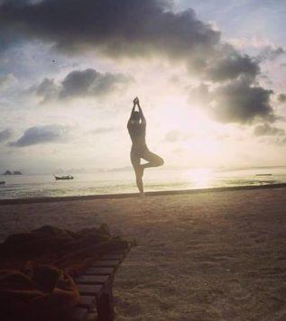 Yoga on Koh Yao Yai Phuket, Thailand