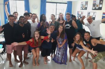 TEFL Campus Trainees Graduate in Phuket, Thailand