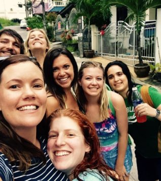 TEFL Campus crew in Patong - Teaching English in Phuket, Thailand