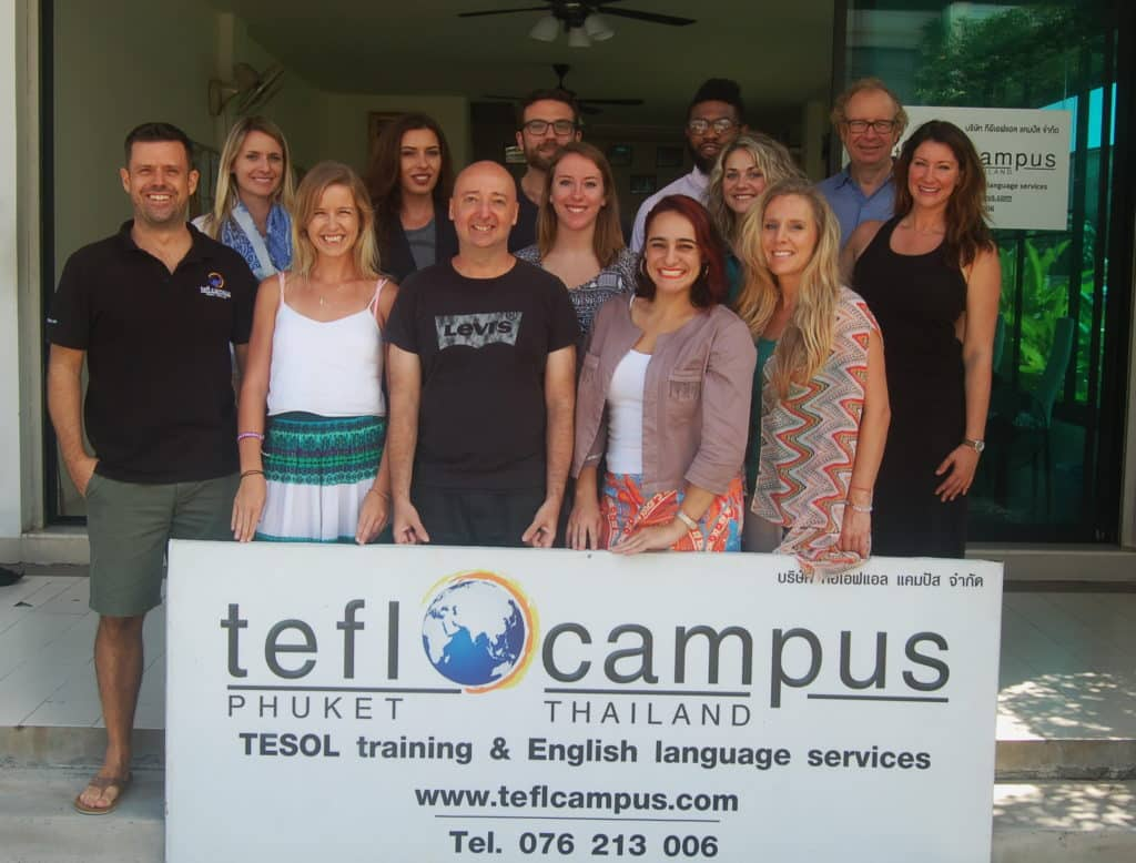 TEFL course, TEFL course in Phuket, TEFL course in Thailand, TEFL certification, TEFL certification course, TEFL course diary