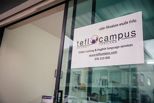 TEFL Campus Services - Teaching English Abroad with TEFL Campus in Phuket Thailand