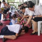Thai teachers, Thai culture, Thai traditions, Thai schools,