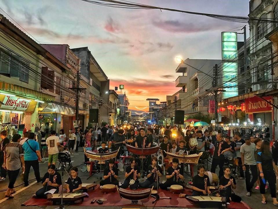 Phuket Old Town Festival, Phuket festivals, Phuket culture, Phuket Town,