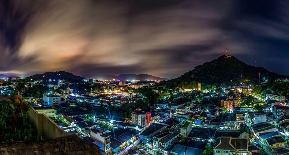 Khao Rang, Rang Hill, Phuket Town, Phuket, Phuket nighlife
